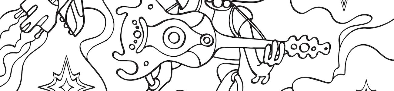 - Adobe Coloring Book Chapter 6: Outer Space